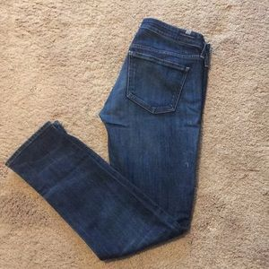 EUC Citizens of Humanity - racer skinny jeans